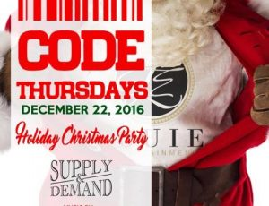 Live @ Supply & Demand: Code Thursday's w/ Dack Patrick